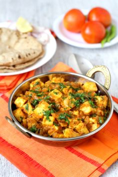Paneer Tawa Masala, a restaurant style paneer dish that is simple and tasty. Quick and easy recipes using paneer especially preparaed for special occasions.