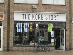 The Kore Store England, Store, Larger, English, British, Shop, United Kingdom