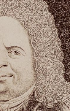 The Mysteriously Tiny Drawings of Matthias Buchinger,  an 18th-Century Artist, Born Without Hands or Feet
