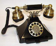 Telefonos antiguos coleccionismo