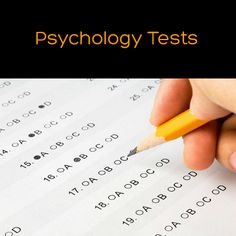 See following link to learn all about psychology tests and psychological testing. http://www.all-about-psychology.com/psychology-tests.html #PsychologyTests #PsychologicalTesting #psychology