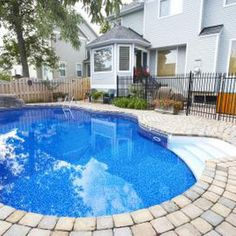 The right finish for your pool interior increases its eye-appeal.