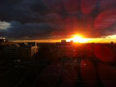 Sunlight and Storms, Melbourne  Submitted by: whooz_queen  April 30, 2012