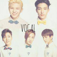 Vocal Unit | Woozi, DK, Seunghwan, Jeonghan & Joshua