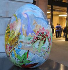 The Big Egg Hunt – Dinosaurs photo by JulesFoto