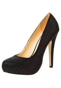 Buffalo High Heel Pumps schwarz