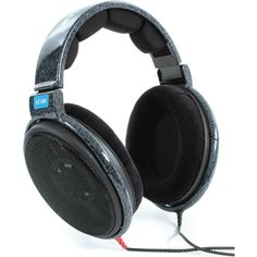 Sennheiser HD600 - The 600's came before the 650s and are a better value as they typically cost $100 less, but the 650 is often regarded as the more colored, more fun little brother with great detail.