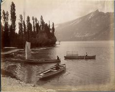 ND. France, Le lac du Bourget et la Dent du Chat     #Europe #France_Nouveautés #France_Nouveautés