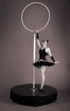 Free Standing Hoop: its like hoop and pole in one!!!! I MUST HAVE ONE!
