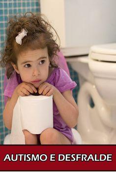 Guia de Treinamento para usar o banheiro para os pais de crianças com autismo! Bathroom Kids, Children With Autism, Training, Dads