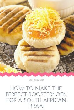How to make the perfect Roosterkoek for a South African braai - Rachel Dodd - African Food South African Desserts, South African Dishes, South African Recipes, South African Decor, Braai Recipes, Cooking Recipes, Oven Recipes, Recipies, South African Curry Recipe