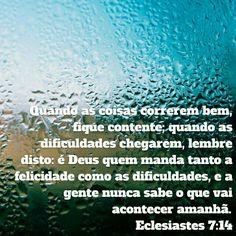 Eclesiastes bíblia palavra de Deus