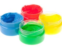This is the perfect Kid Friendly Recipe for Non Toxic Finger Paint!!!! Repin to make it with the kids :)