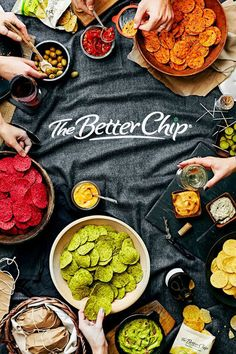 The Better Chip by Vanessa Rees, via Behance