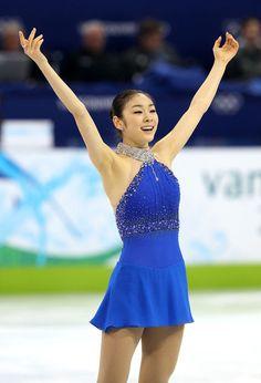 Yu na Kim, World championship in figure skating