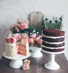 Party cakes <3