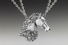 Silver Spoon Jewelry - Necklace - Horse