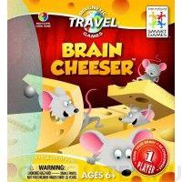 Ementáli (Brain Cheeser) sajtos egeres logikai játék Smart Games