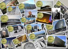 La exposición presenta un recorrido por diferentes edificios internacionales de la arquitectura contemporánea. Se ofrece documentación sobre arquitectos como: Frank Gehry, Hans Hollein, Herzog y de Meuron, Jean Nouvel, Norman Foster, Oscar Niemeyer, Rafael Moneo, Renzo Piano, Tadao Ando, Zaha Hadid, etc., así como de sus principales obras arquitectónicas.