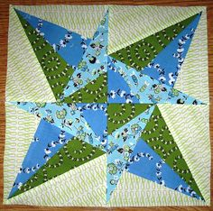 Jan Lucky Stars BOM | Flickr - Photo Sharing!