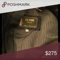 I just added this listing on Poshmark: Italian leather jacket from Italy. #shopmycloset #poshmark #fashion #shopping #style #forsale #la torre leather #Jackets & Blazers