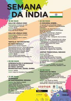 Volta ao Mundo em Arroios: Conheça o programa da Semana Cultural da Índia