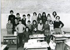 """classe 1D, a.s. 1978/79, Scuola media annessa """"Stagio Stagi"""" di Pietrasanta."""