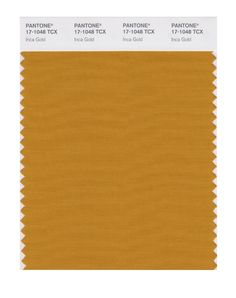 PANTONE SMART 17-1048X Color Swatch Card, Inca Gold - Wall Decor Stickers - Amazon.com