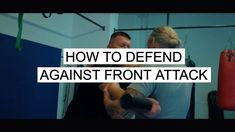 Peter Weckauf | SAMICS | simple fight strategie - How to defend against ...