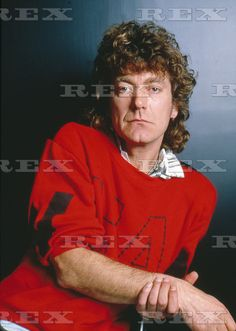 Robert Plant 1986