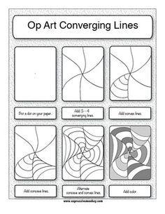 Op Art - Lessons - TES