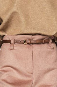 Just for the simple elegant richness of it and those perfect colours. Listed as being from Chloé fall 2010.
