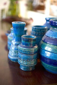 Bitossi pottery