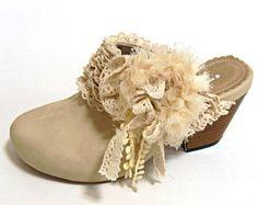 Mori Girl style shoe