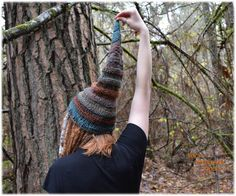 Elf Hats by Bat's Woodland Wares