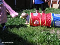 Toddler sports that can be done as part of a mini celebration for the summer olympics or as a sporting celebration any time.