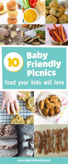10 delicious and healthy finger food recipes that are perfect for picnics! These recipes are loaded with veggies and include vegan options. As always, I do my best to seek out and create recipes that are refined sugar free. Kids Picnic Foods, Picnic Finger Foods, Best Picnic Food, Healthy Picnic Foods, Vegan Picnic, Picnic Snacks, Healthy Finger Foods, Healthy Toddler Snacks, Healthy Meals For Kids
