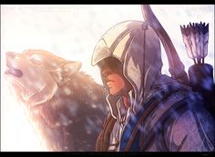 """""""Wolfkind� [reload] by NinjaKato Assessin Creed, All Assassin's Creed, Assassins Creed Series, Rogues, Character Inspiration, Nerd, Star Wars, Fantasy, Anime"""