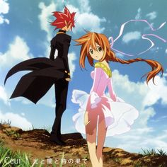 Munto & Yumeni Hidaka - Munto,Anime