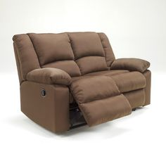 Bacall 2 Seater Twin Recliner