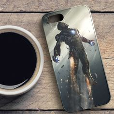 Iron Man 3 & Shane Black's iPhone SE Case | casefantasy