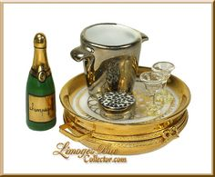 Limoges - Champagne any One...