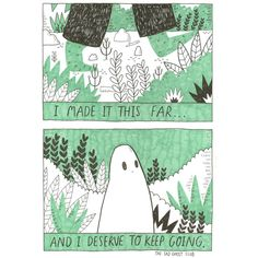 """2,238 Likes, 14 Comments - The Sad Ghost Club (@theofficialsadghostclub) on Instagram: """"You got this, ghosties."""""""