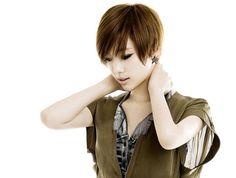 short asian female hair | 79-women-asian-auburn short-hair-brown | Cool Asian Hair79-women-asian ...