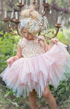 2015 Lovely Ruffle Flower Girls Dresses A Line Crew Neck Tiered Knee Length Tulle Little Girl Pageant Dress Flower Girl Dresses For Cheap Flower Girl Dresses Nyc From Dresstop, $78.15| Dhgate.Com