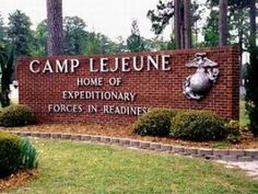 Camp Lejeune: Marine Corps Base Health Survey Flawed - Salem-News. Marine Love, Once A Marine, Marine Corps Bases, Camp Lejeune, Military Love, Military Signs, Military Brat, North Carolina Homes, New River