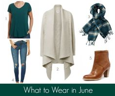 What To Wear in June - Style & Shenanigans