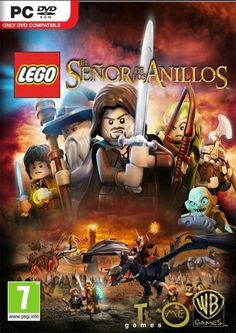 #EbayEsHQ -PC VIDEO-JUEGO LEGO EL SEÑOR DE LOS ANILLOS◄CD/DVD ROM►NEW GAME PLAY PAL/ESPAÑA #Juegosdevídeo #Navidad #ebay