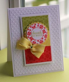 Spots and Dots Thanks so much framed 1