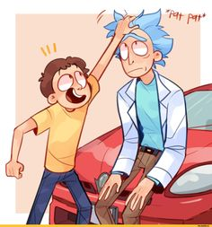 Read from the story ✔ Rick Y Morty: Imágenes Y Comics by AdventurousWorlds (º Rick And Morty Image, Rick And Morty Comic, Ricky Y Morty, Rick Rolled, Rick And Morty Characters, Cartoon Crossovers, Adult Cartoons, Wattpad, Cartoon Network